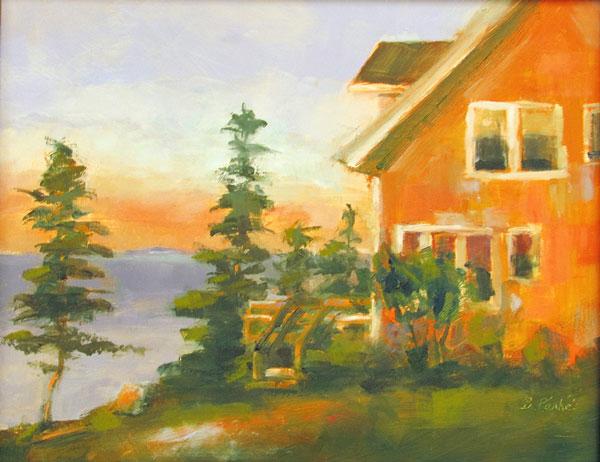 Elizabeth Parke - Painting