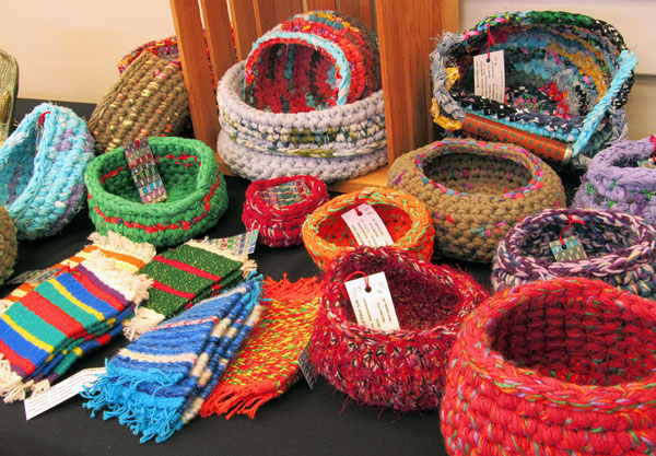 Sally Hagerty - Woven Baskets
