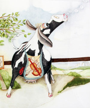 COW by Hilde Deprez