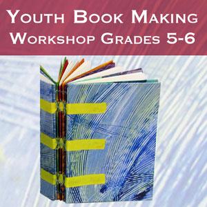 youth book making workshop grades 5-6