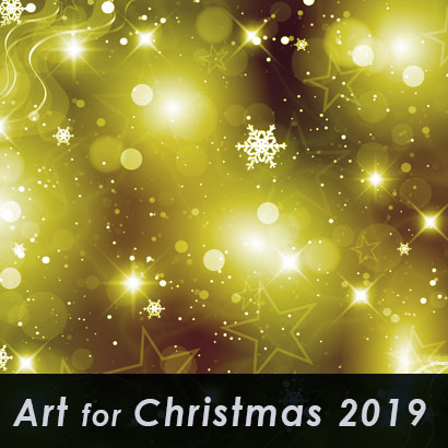 art for christmas 2019