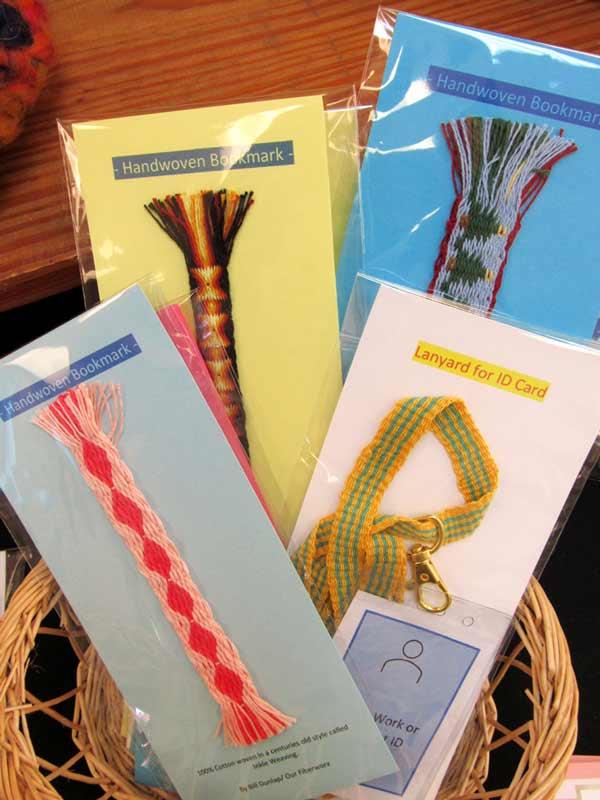 Bill Dunlap, Bookmarks, Lanyard