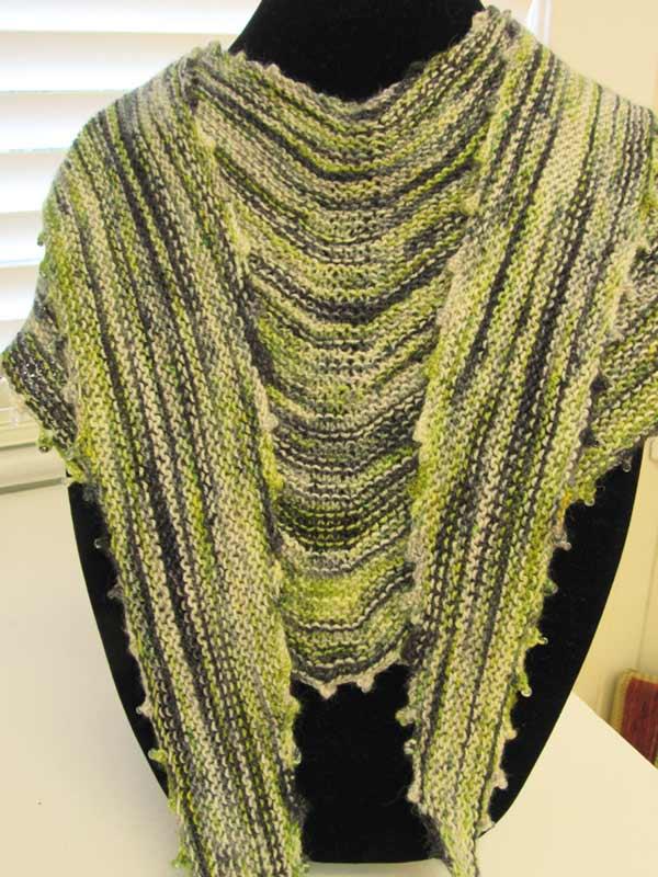 Gail Boyles, Sweet Little Nothing, shawl