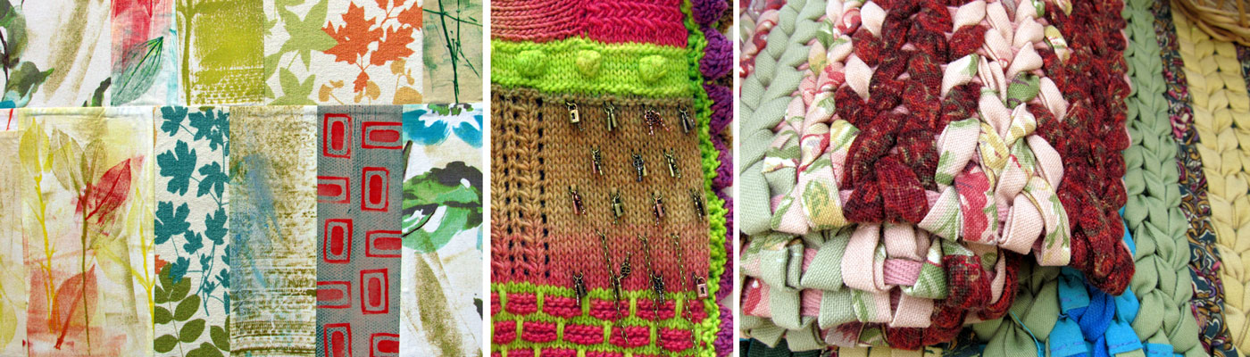 Uncommon Threads exhibit at Southern Arts Society Aug 5 - Sep 17 2021.