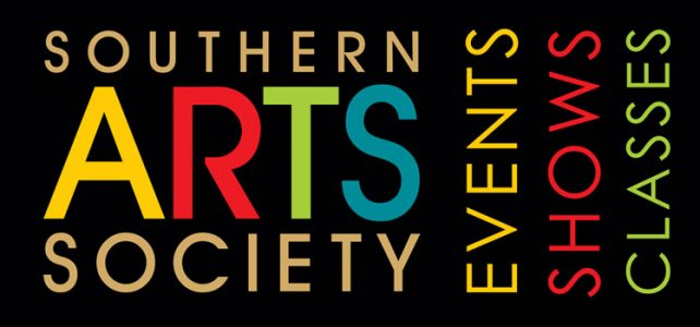 events shows classes southern arts society logo