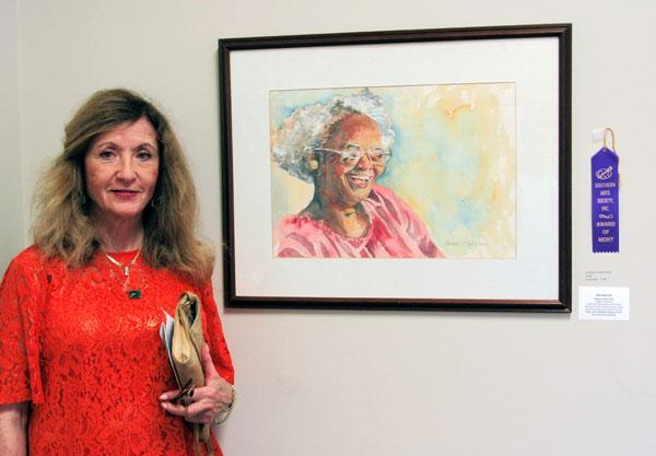 Barbara ONeal-Davis-merit-award
