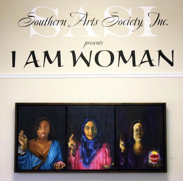 I Am Woman entry