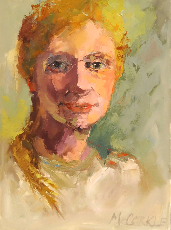 Mary McCorkle- Merit Award