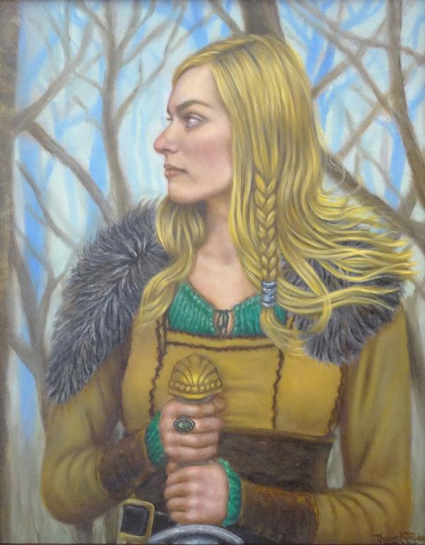 Thomas K Pauley - Girl Power AD 900